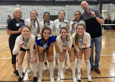 18UA 2nd Place OKRVA Regionals - National Qualifier