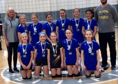 11UA 2nd Place in 12s at Charge UA Tournament