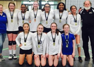 13 American 1st Place Gold Kaizen Spring Klassic