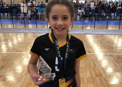 11s MVP Sophie Devlin