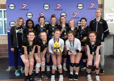 13UA Champions OKRVA Regionals - National Qualifier