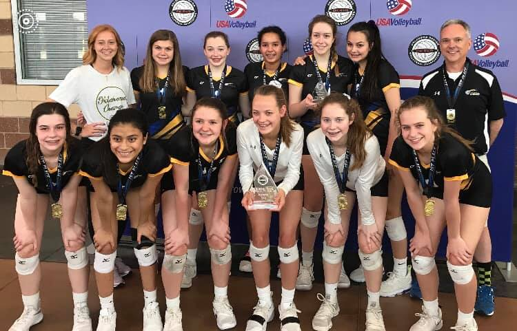 Oklahoma Charge Volleyball Club | Charge On!