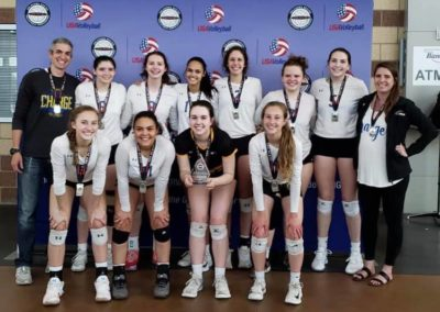16UA 2nd Place OKRVA Regionals - National Qualifier