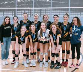 14UA-1st Place Gold-16s Division-Midwest-Open