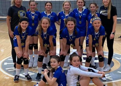 11UA 2nd Place in 12s Under Armour Tournament