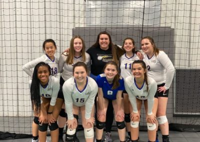 16-2 South 1st Place Silver Rumble at the Rock