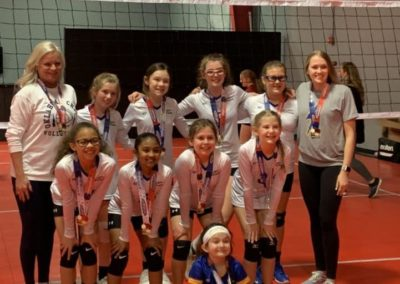 11UA 2nd Place Ozark Challenge Gold Bracket