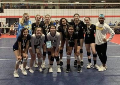 13 National 2nd Place Ft. Worth Classic Gold Bracket