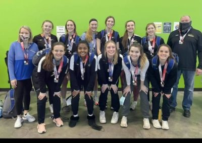 17UA First Place Ozark Challenge 18s Silver Bracket