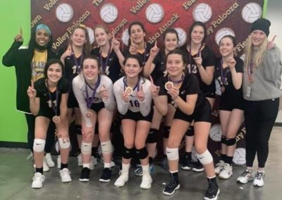 13N 1st Place Gold at Feb Fiesta