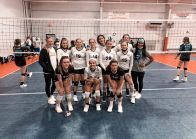 13N 3rd Place Gold at AVC in Dallas