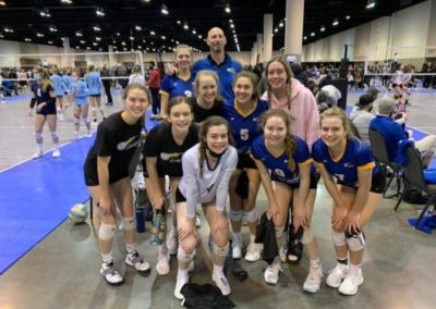 16UA 5th Place in Open at President's Day in Omaha