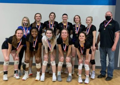 17UA First Place Gold CTX Cup in Austin TX