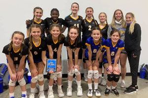 12UA-2nd-Place-Gold-at-Western-Classic