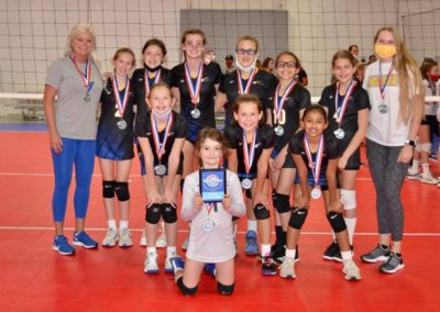 11UA 2nd Place Gold Taylor's Gift in North Texas