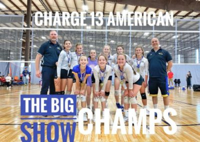 13 American 1st Place Gold at Big Show in Tulsa