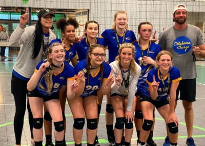 14-2 South 1st Place Gold at Score OKC