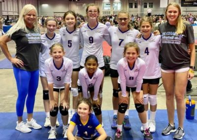 11UA 5th place at AAU Nationals